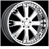 VTA Chrome 5 lug