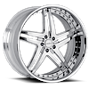 6 LUG VTT CHROME