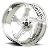 Victorino Chrome 5 lug