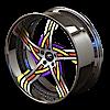 Victorino Custom 5 lug