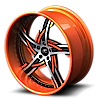5 LUG VICTORINO ORANGE