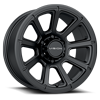 353 Turbine Matte Black 6 lug