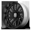8 LUG XD404 SURGE BLACK