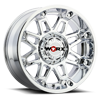 811 Conquest Chrome 6 lug