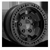 XD231 RG Race Satin Black 6 lug