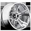 XD801 Crank Chrome 6 lug