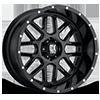 6 LUG XD820 GRENADE GLOSS BLACK