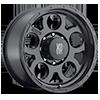 8 LUG XD122 ENDURO MATTE BLACK