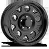 5 LUG XD122 ENDURO MATTE BLACK