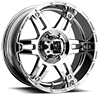 XD797 Spy Chrome 6 lug