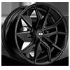 5 LUG VERONA X253 MATTE BLACK
