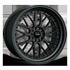 5 LUG 521 MATTE BLACK