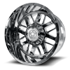 A769 - Gunner Chrome 6 lug