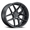 Tabac Semi Gloss Black 5 lug
