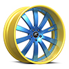 Cavo Blue and Yellow 5 lug