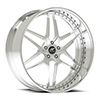 Luxen Chrome 5 lug