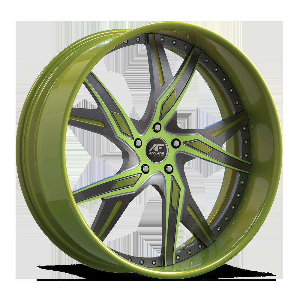 Vdara Green 5 lug