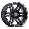 Revolver Satin Black 8 lug
