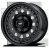 6 LUG AR62 OUTLAW II SATIN BLACK
