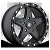 AX194 Ravine Textured Black 5 lug