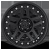 5 LUG AX195 CORNICE TEXTURED BLACK