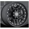 6 LUG AX195 CORNICE TEXTURED BLACK