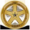 BARRA Gold 5 lug
