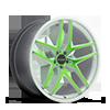 BM7 Green 5 lug