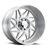 Gemini 9112 BRUSHED & CLEAR COATED 6 lug