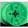 4 LUG 308 SPEC R GLOSS LIME GREEN