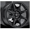 4 LUG 308 SPEC R CARBON BLACK