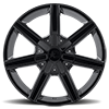 6 LUG DS650 GLOSS BLACK