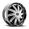 Nolia - S748 Chrome 5 lug