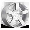 Style 33 Silver 6 lug