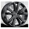 Style 79 Gloss Black 5 lug