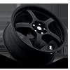 5 LUG 166 FO5 BLACK