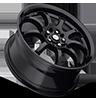 5 LUG 169 F09 GLOSS BLACK
