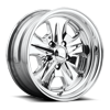 Heritage - F262 Traditional Lip Polished 5 lug