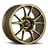 5 LUG FREEFORM BRONZE