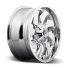 5 LUG CLEAVER - D573 CHROME