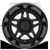8 LUG 744 DRIVETRAIN SATIN BLACK