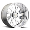 F71 Chrome 8 lug