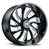 H118 DEMON (8L) Blade Cut 8 lug