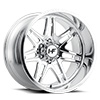 HF05 ATOMIC (6L) Polished 6 lug