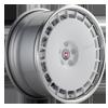 935 Silver 5 lug