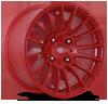 K145 Red 4 lug