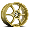 KR16 Gold 5 lug