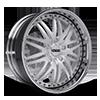 KS90 Silver 5 lug