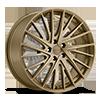 5 LUG KM697 NEWTON GOLD