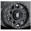 XD126 Enduro Pro Satin Black 5 lug